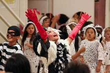 Photo from Lanai 101 Dalmatians production.