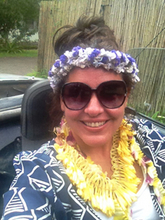 Photo of Lanai resident Melissa Champlin.